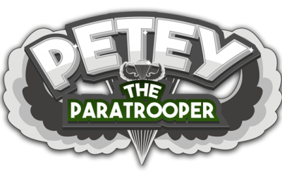 Petey the Paratrooper is now available!