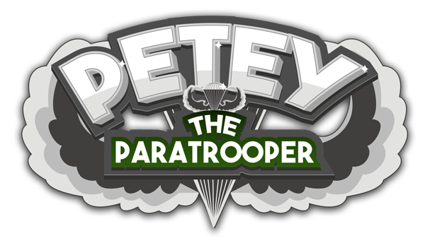 Petey the Paratrooper